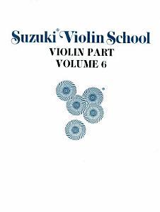 Suzuki Violin School   Volume 6 PDF