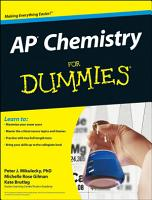 AP Chemistry For Dummies PDF