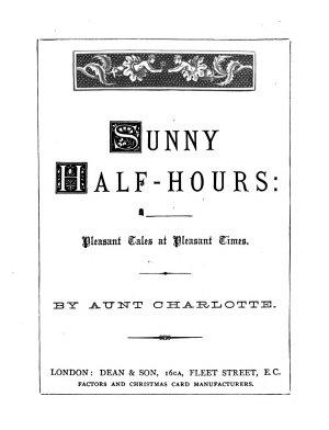 Sunny half hours PDF