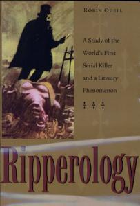 Ripperology PDF