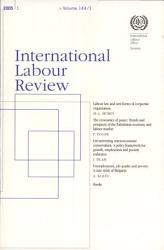 International Labour Review Book PDF