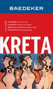 Baedeker Reiseführer Kreta: Ausgabe 13