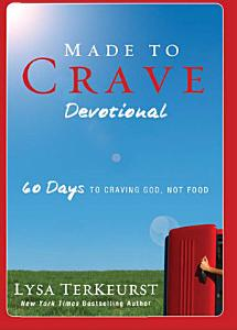 Made to Crave Devotional Book