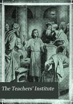 The Teachers' Institute