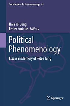 Political Phenomenology PDF