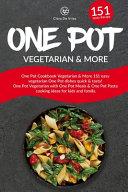 One Pot Cookbook Vegetarian   More PDF