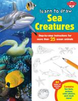 Learn to Draw Sea Creatures PDF