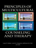 Principles of Multicultural Counseling and Therapy PDF