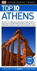 Athens - DK Eyewitness Top 10 Travel Guide