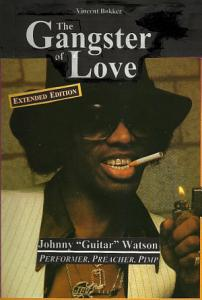 The Gangster of Love Book
