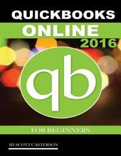 Quickbooks Online 2016 for Beginners