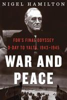 War and Peace PDF