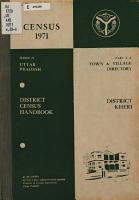 District Census Handbook  Lucknow PDF