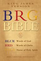 Brg Bible    King James Version PDF