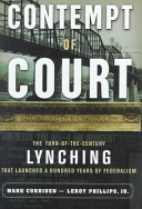 Contempt of Court PDF