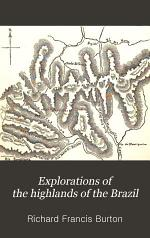 Explorations of the Highlands of the Brazil