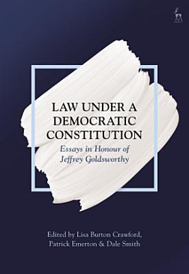Law Under a Democratic Constitution PDF