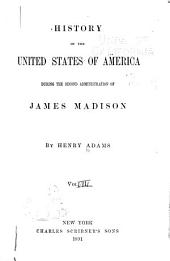 History of the United States of America: Volume 8
