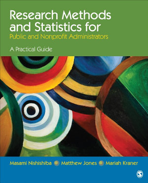 Research Methods and Statistics for Public and Nonprofit Administrators PDF