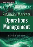 Financial Market Operations PDF