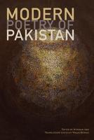 Modern Poetry of Pakistan PDF