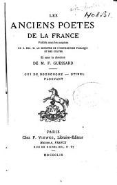 Gui de Bourgogne: chanson de geste