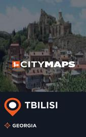 City Maps Tbilisi Georgia
