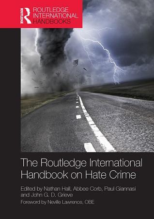 The Routledge International Handbook on Hate Crime PDF
