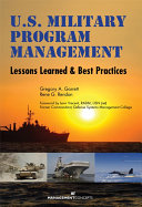 U.S. Military Program Management