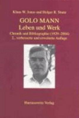 Golo Mann PDF