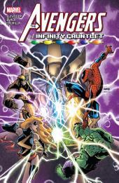 Avengers & The Infinity Gauntlet: Volume 1
