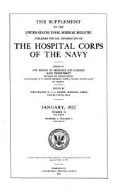 Hospital Corps Quarterly: Issues 20-23
