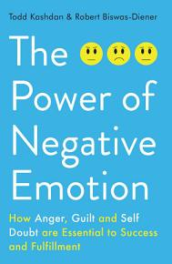 The Power of Negative Emotion PDF