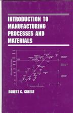 Introduction to Manufacturing Processes and Materials PDF