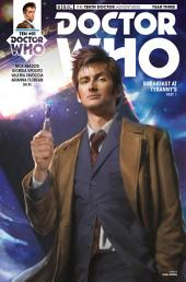Doctor Who: The Tenth Doctor #3.1: Breakfast at Tyranny's Part 1