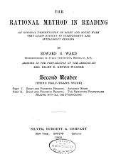 The Rational Method in Reading: An Original Presentation of Sight and Sound Work that Leads Rapidly to Independent and Intelligent Reading, Volume 3