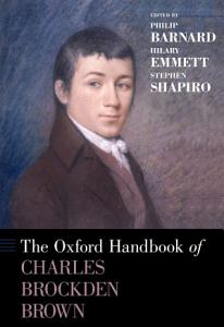 The Oxford Handbook of Charles Brockden Brown PDF