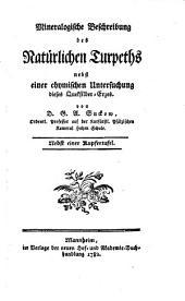 Mineralogische Beschreibung des natürlichen Turpeths