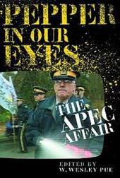 Pepper in Our Eyes: The APEC Affair