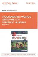 Wong S Essentials Of Pediatric Nursing Passcode