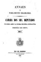 Annaes do parlamento Brazileiro: Partes 1-3