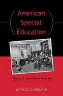 American Special Education