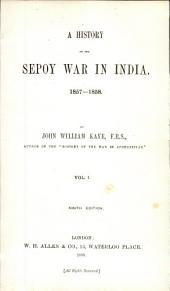 A History of the Sepoy War in India, 1857-1858: Index