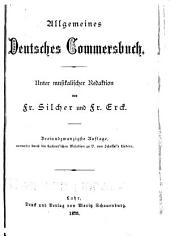 Allgemeines Deutsches Commersbuch