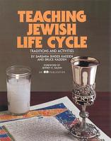 Teaching Jewish Life Cycle PDF
