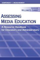 Assessing Media Education PDF