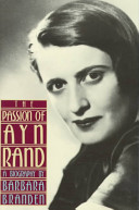 Passion of Ayn Rand PDF