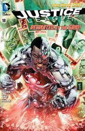 Justice League (2011- ) #18