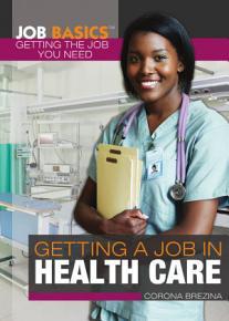 Getting a Job in Health Care PDF