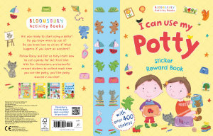 I Can Use My Potty Sticker Reward Book Book
